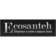 Логотип компании Экосантех (Ecosanteh), SRL (Кишинев)