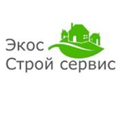 "Логотип компании ОсОО ""ЭкосСтройСервис"" (Бишкек)"