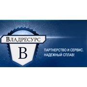 Логотип компании Владресурс (Владимир)