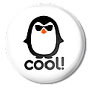 Логотип компании Крутой Пингвин (Москва)