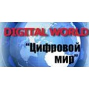 Логотип компании Интернет-магазин Цифровой мир электроники, Digital World (Киев)