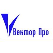 """Логотип компании ООО """"ГК Вектор Про"""" (Челябинск)"""