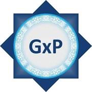Логотип компании GxP Company (Алматы)