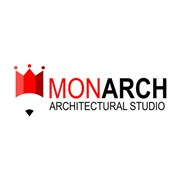 "Логотип компании ОсОО ""МОНАРХ"" Дизайн Интерьера в Бишкеке (Бишкек)"