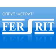 Логотип компании Феррит, УП (Минск)