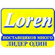 Логотип компании Торговый Дом Лорен (Киев)