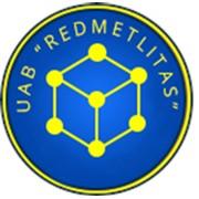 Логотип компании Redmetlitas UAB (Вильнюс)