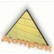 Логотип компании Donrok (Донецк)