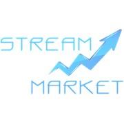 Логотип компании Stream-market, (интернет магазин) (Харьков)