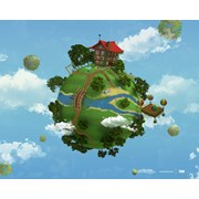 Логотип компании Тепличная Планета в Бресте (Брест)