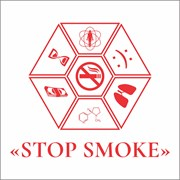 Логотип компании STOPSMOKE (Ташкент)