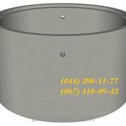 Кольцо канализационное КС 24-20 Ф-ПН с дном 60039 фото
