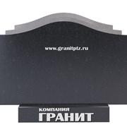 Памятник гранитный фигурный №81 (Комплект) фото