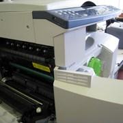 Ремонт и техническое обслуживание копировально-мно фото