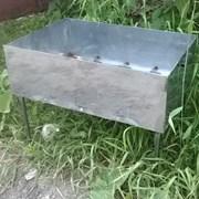 Мангал нержавеющая сталь фото