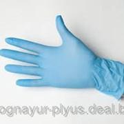 Перчатки нитриловые Milkmaster, 30см, размеры L,XL фото