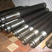 Цилиндры, гидроцилиндры, материальный цилиндр, шнеки. фото