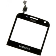 Тачскрин (TouchScreen) для Samsung B5510 black фото