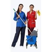 Халаты для уборщиц