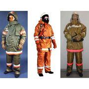 Одежда защитная для пожарных фотография