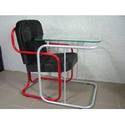 Компьютерные стулья - анатомические на ремнях . фото