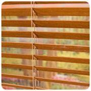 Горизонтальные жалюзи из бамбука фото