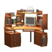 Стол угловой компьютерный фото