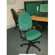 Стулья офисные мягкие фото