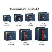 Cтенные сейфы GK серии GOLD в Молдове фото