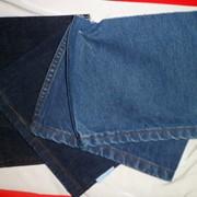 Ткань джинсовая Nobel 100% Cotton Deep Indigo фото