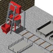 Линия для производства газобетона по классической технологии Иннтех 15 фото