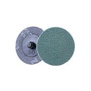 Круг шлифовальный R205 QCD быстросъёмный Sunmight P24 (25шт/уп) 00201 фото