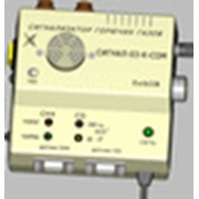 Газоанализатор-сигнализатор углеводородных газов и оксида углерода Сигнал-03-К-СОМ фото