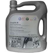 Моторное масло VW Long Life III 5W30 5л