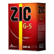 Масло ZIC G-5 80w90 фото