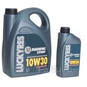 Минеральное моторное масло Лакирис Супер SAE 10W-30 API SG/CD фото
