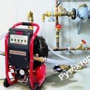 Химическая промывка систем отопления фото