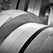 Лента оцинкованная, сталь 08 ПС, толщина 0,45 мм, ширина от 7 до 30 мм фото
