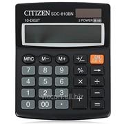 Калькулятор sdc-810bn citizen фото