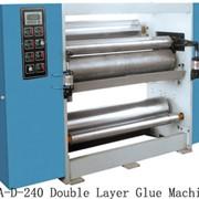 Устройство для нанесения клеящего слоя, Double Layer Glue Machine GA-D-240, элемент линии по производству гофрокартона фото