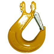Крюк с вилочным сопряжением (SALKH) 3,2т, 10-8 фото