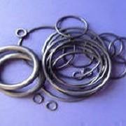Формовые резинотехнические изделия,Кольца круглого сечения ГОСТ 9833-73 фото