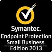 Symantec Endpoint Protection Sbe 2013 Per User Hosted And Onpremise Sub Право на использование Upfront Bill Express Band A Sb Support 12 Months (арт. фото