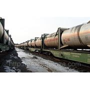 ПБТ(пропан бутан технический) по жд в танк - контейнерах ст. Карасук 1 фото