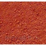 Железо оксид 98% красный фото