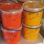 Пластизоль оранжевая фото
