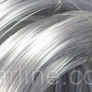 Проволока алюминиевая 5мм фото