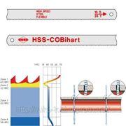 Полотно ножовочное HSS-Co Bihart кобальт 300 x 13 x 0,65 фото