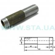 Сгон стальной 15 мм ГОСТ 8969-75 фото