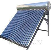 Солнечный водонагреватель ST58-18 (150л) фото